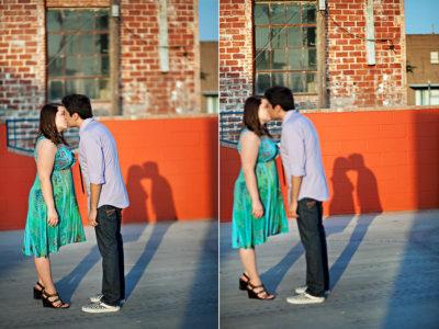 Amanda + Michael | Lubbock Engagement Photographer