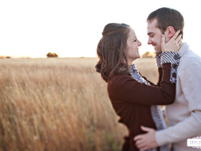 Whitney + Jerin | Engagement | Lubbock Wedding Photographer