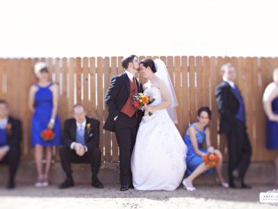 Sarah + Daniel | Lubbock Wedding Photographer