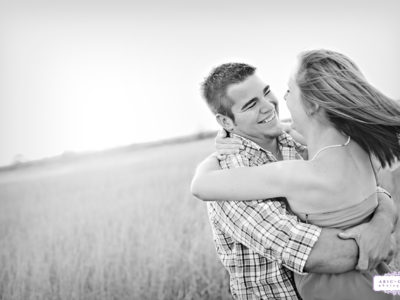 Ashley + Carson | Lubbock Engagement Photographer