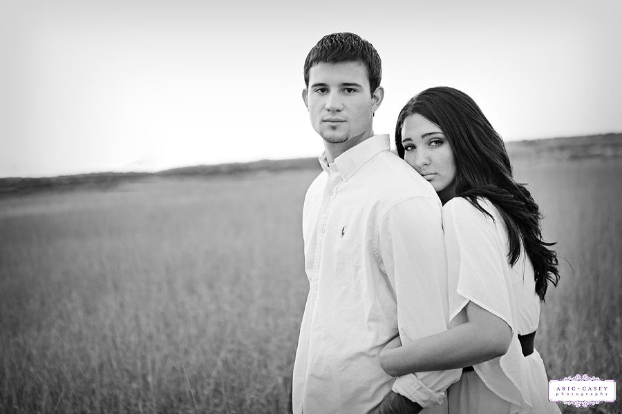 Lubbock Backyard wedding, beautiful romantic engagement photos of a gorgeous couple in Lubbock Texas, Megan Gafford and Aaron Engagement pictures by aric and casey photography