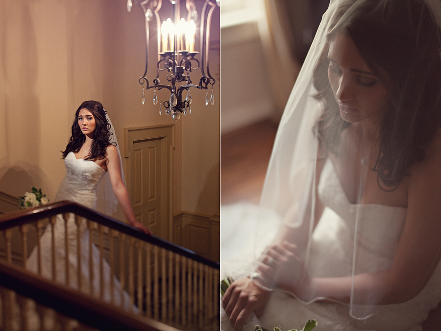 Classic Bridal Portraits: Best Lubbock Bridal Photographer