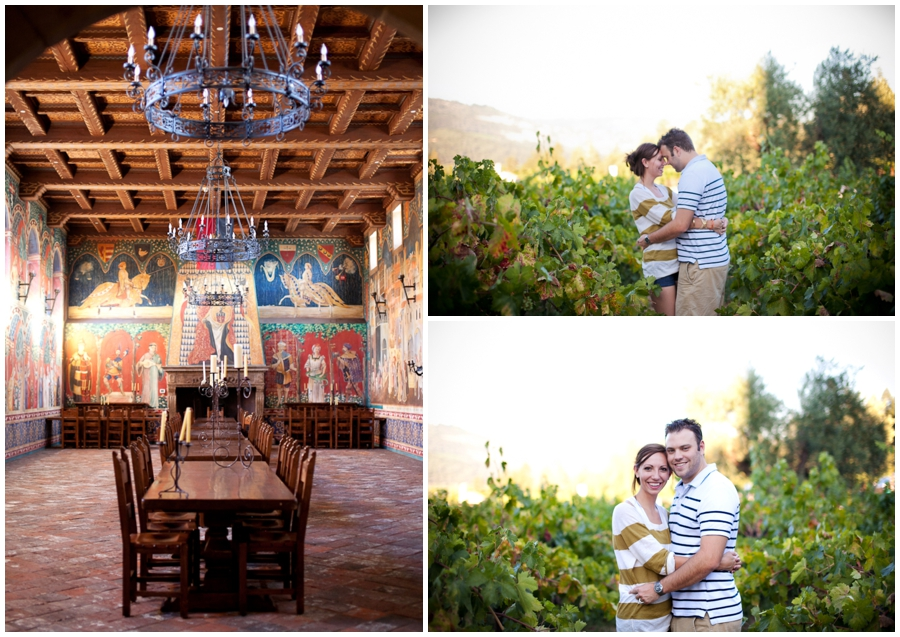 Castle Winery in California