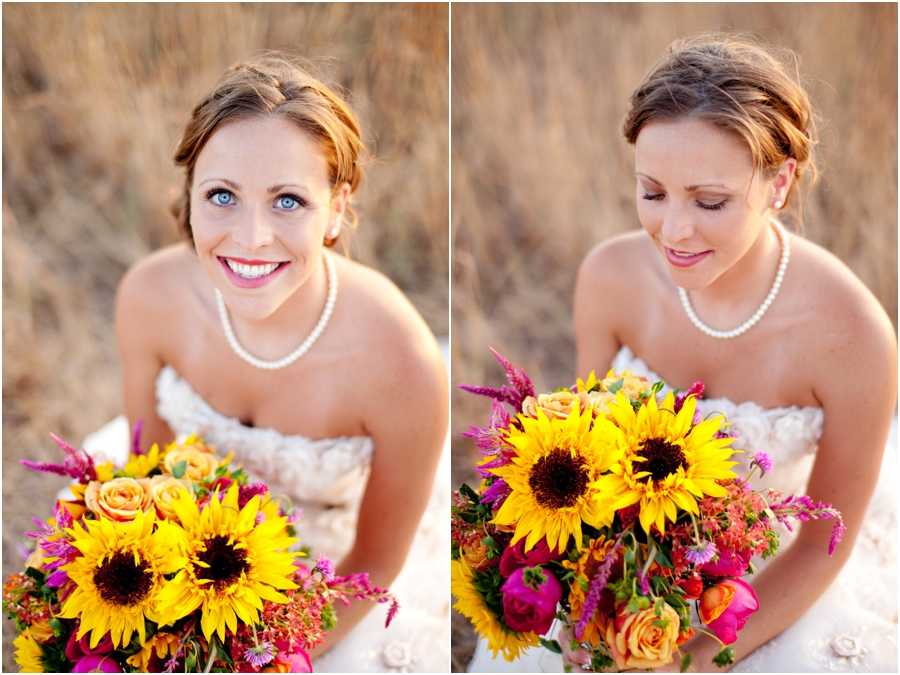 college flowers Lubbock wedding bridal bouquet