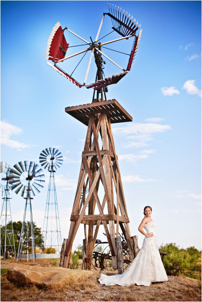 Lubbock power and wind wedding photography