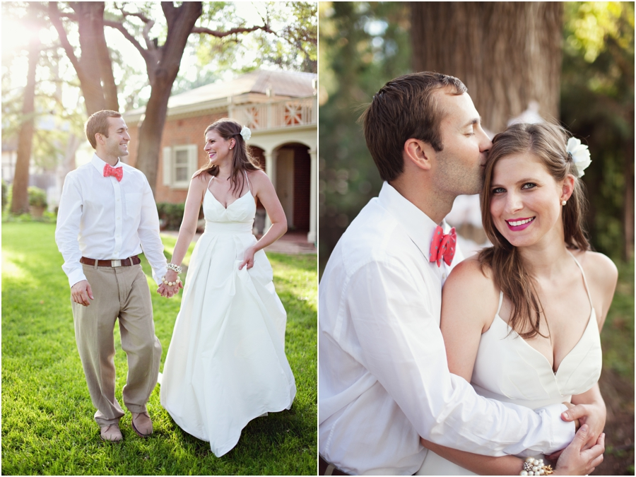 Estate wedding in Lubbock Texas