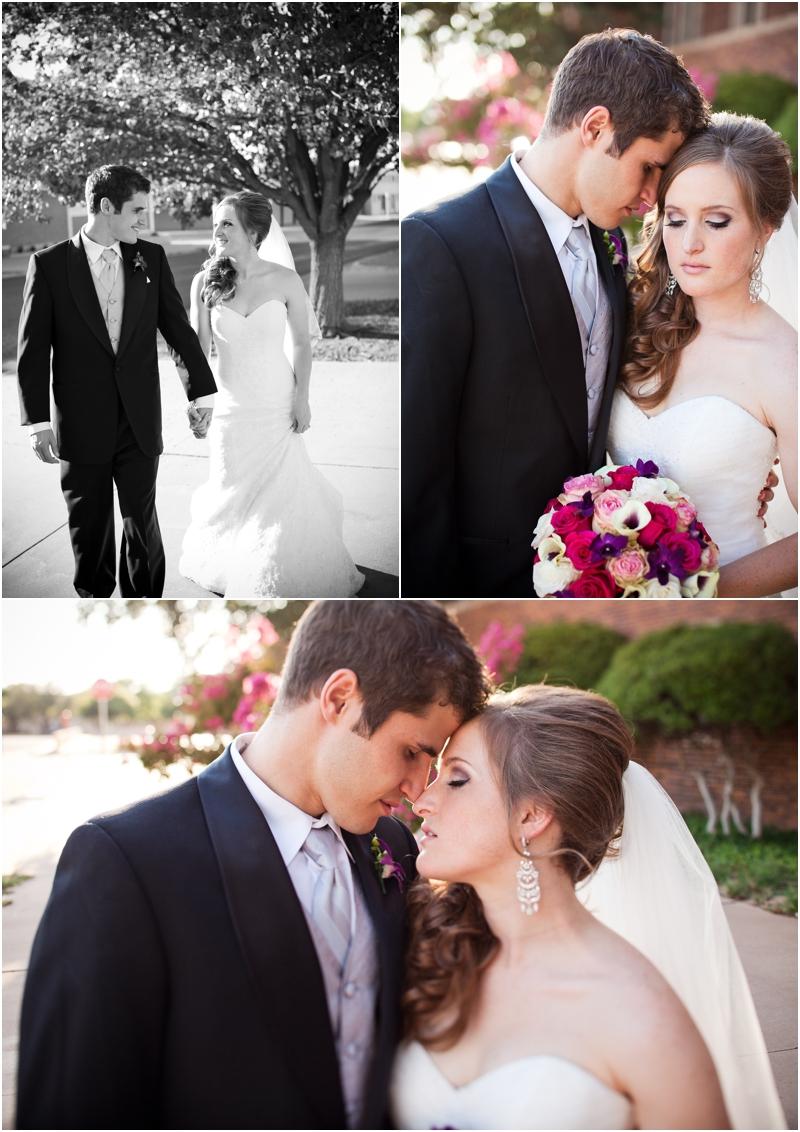 sweet wedding in lubbock