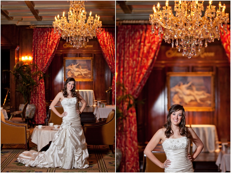 Adolphus Hotel Wedding Photographer