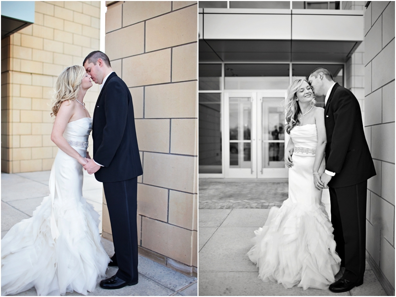 Wedding pictures at The Overton in Lubbock Texas