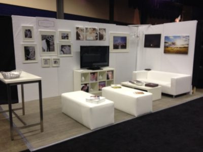 Lubbock Bridal Show Photographer Booth