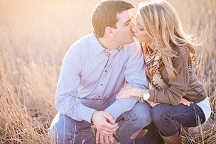 Ashley + Taylor | Lubbock Engagement Photography