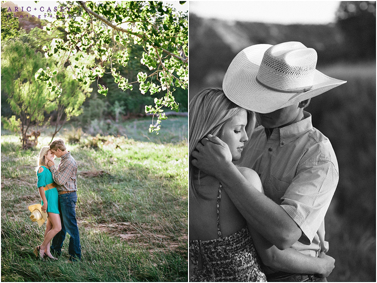 palo duro canyon engagement photography