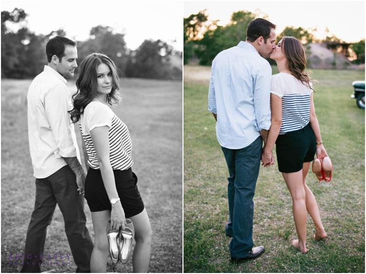 adorable lubbock engagements