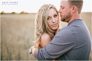Breanne + Cory | Lubbock Engagement Photography