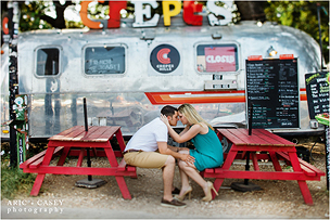 Molly + Brandon | Austin Engagement Session