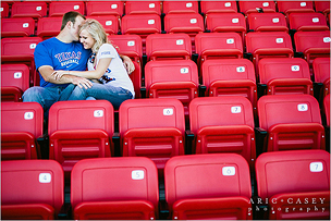 Ashley + Ryan | Lubbock Engagement Photographer