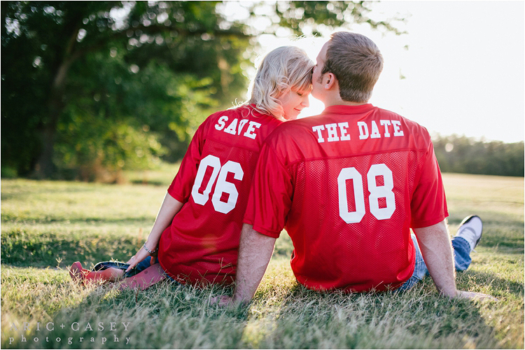 Save the date jerseys lubbock photographer