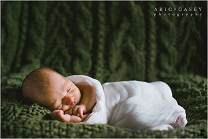 Hayes | Family + Newborn Session