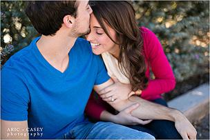 Collin + Amanda | Lubbock Engagement Photographer