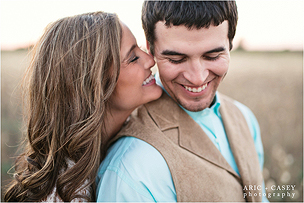 Chelsey + Cody | Lubbock Engagement Photographer