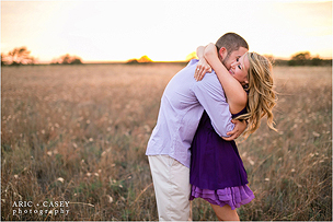 Thomas + Jordan | Lubbock Engagement Photographer