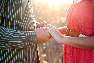 Joanna + Jaymac | Lubbock Engagement Photographer