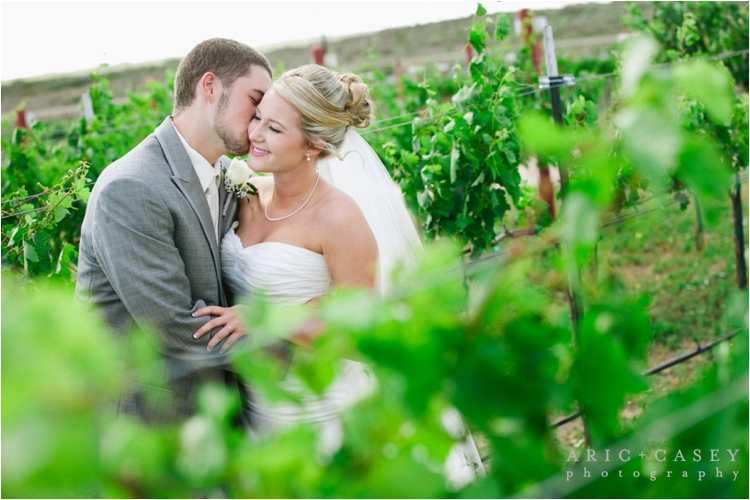 Vineyard Wedding in Canadian Texas