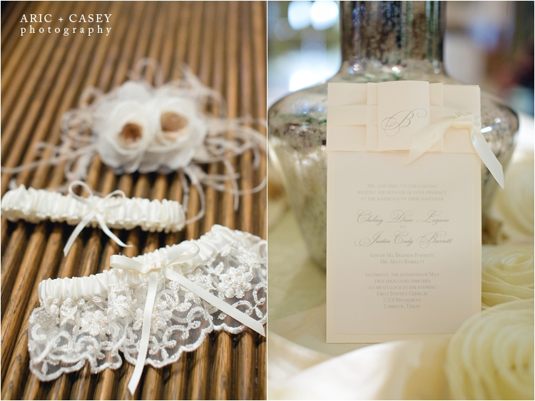 lou dee's floral wedding details