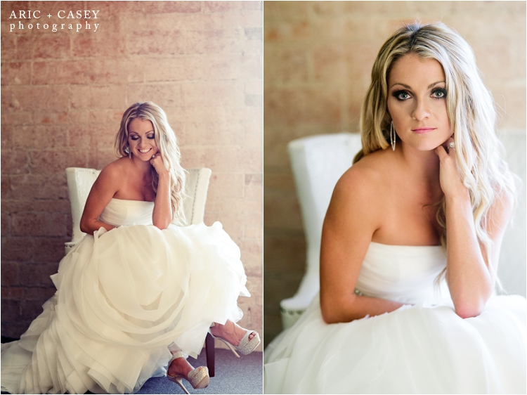 Fashion Inspired Bridal Portraits