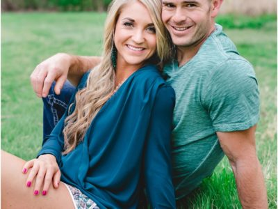 Jarisa + Jon | Crossfit Engagement
