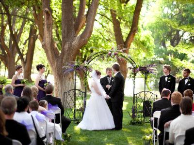 Top 10 Outdoor Wedding Venues Lubbock Texas