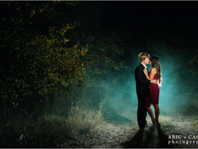 Romantic Engagement Portraits in Lubbock Texas
