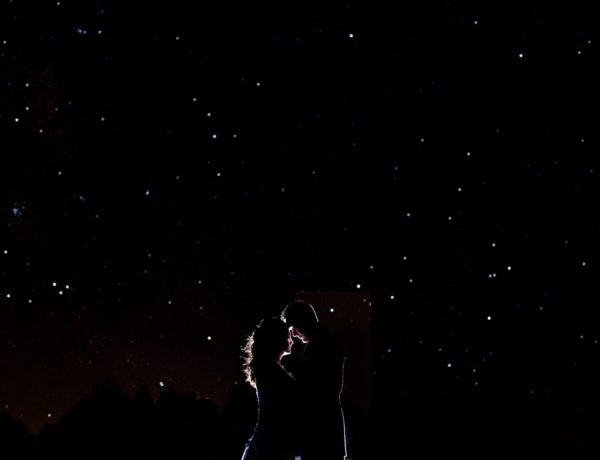 ruidoso nm stars in sky portrait