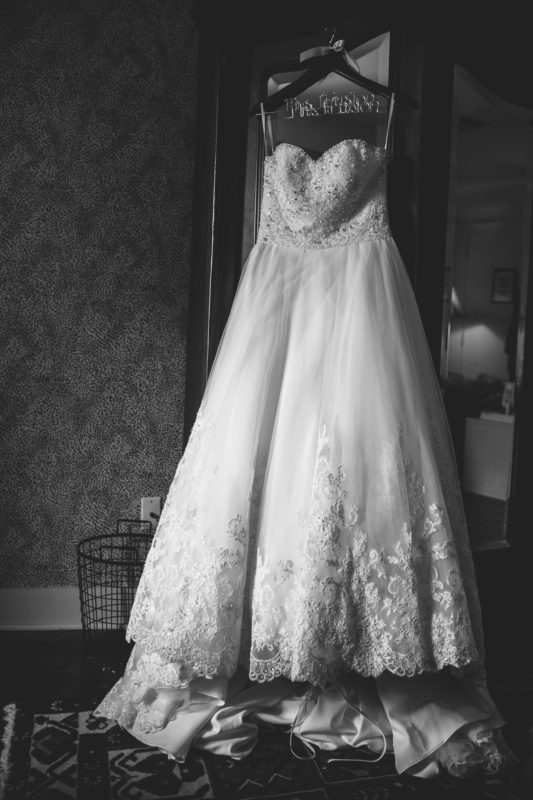 Thorncrown Chapel Eureka Springs Wedding dress