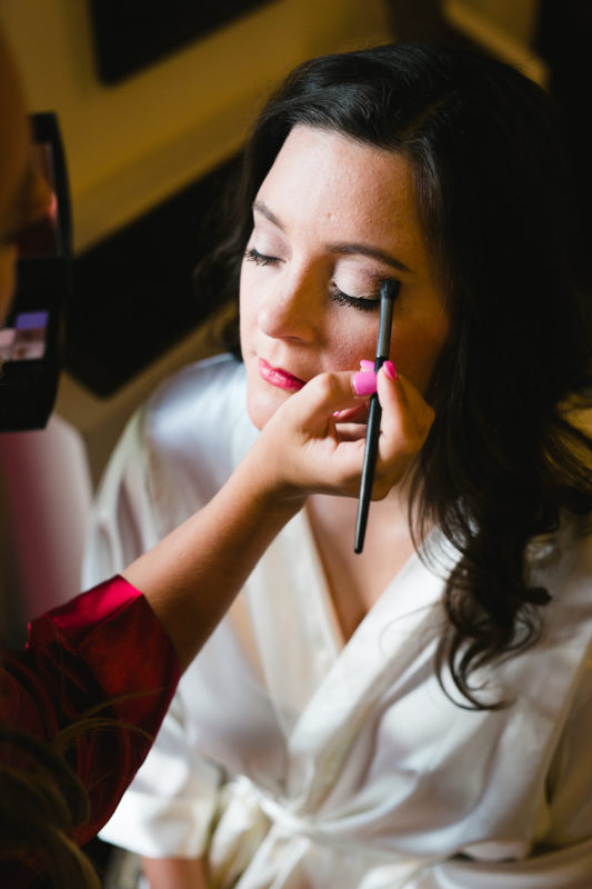 eureka springs wedding makeup