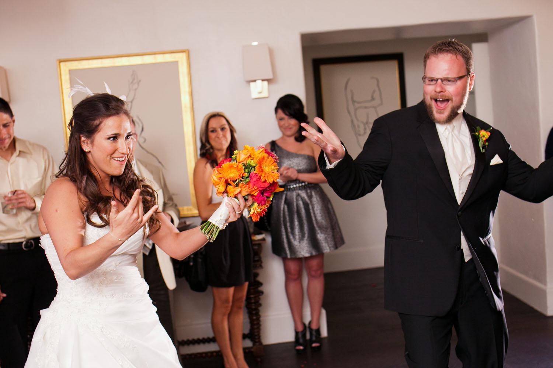 casa esencia wedding reception