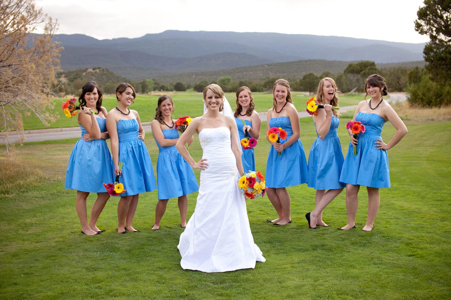 Fine Bridesmaid Dresses Albuquerque Gift - Wedding Dress Ideas ...